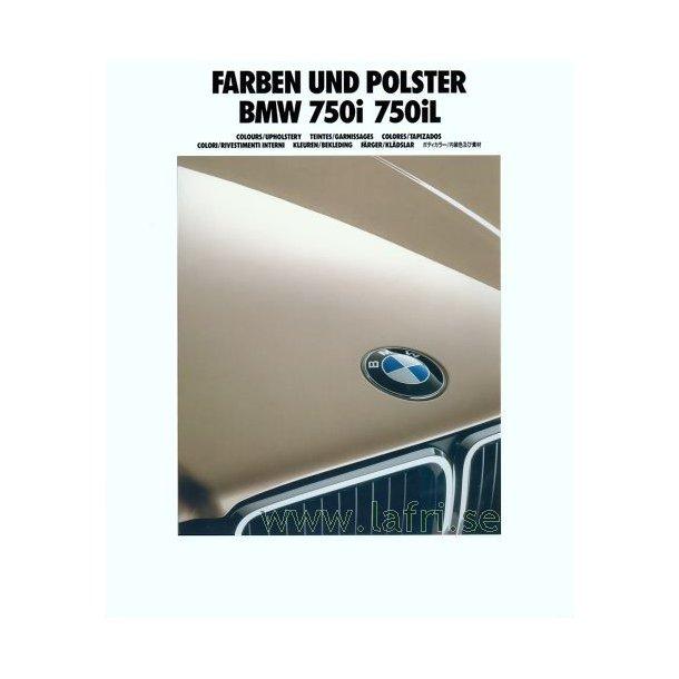1992 BMW 7-serie V12