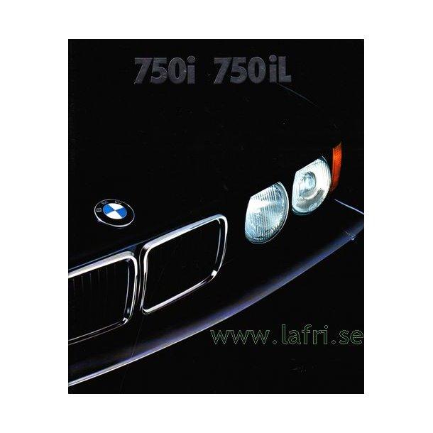1988 BMW 7-serie V12