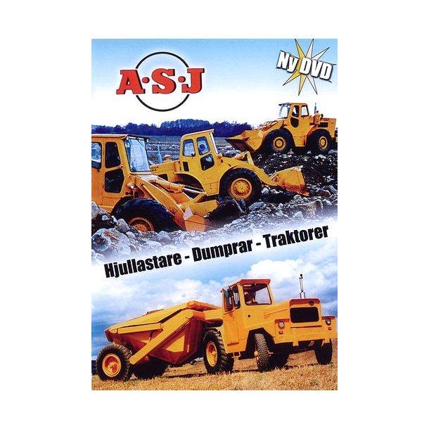 ASJ Parca<BR>Hjullastare - Dumprar - Traktorer