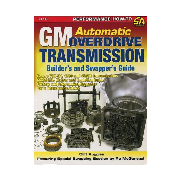 GM Automatic Overdrive Transmission