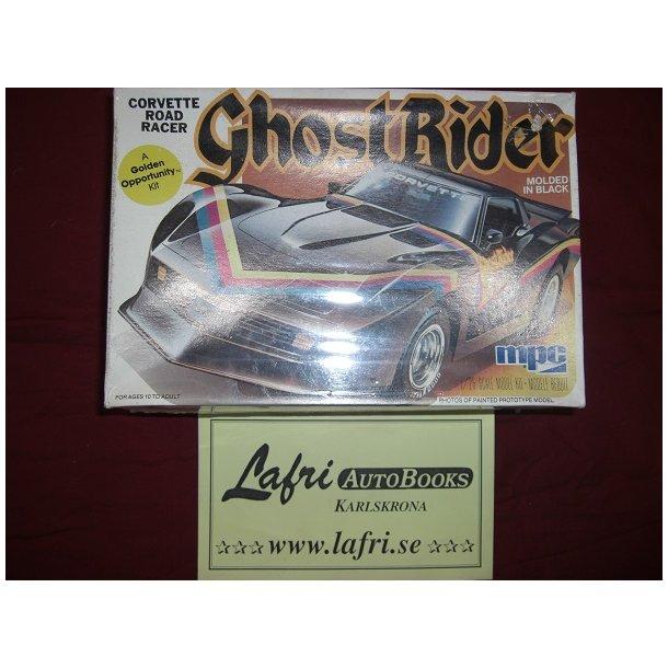 CHEVROLET CORVETTE 1982 'Ghostrider' Road Racer