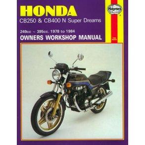 Haynes Workshop Manual Honda CB//CD125T /& CM125C Twins 1977-1988 Service De Réparation