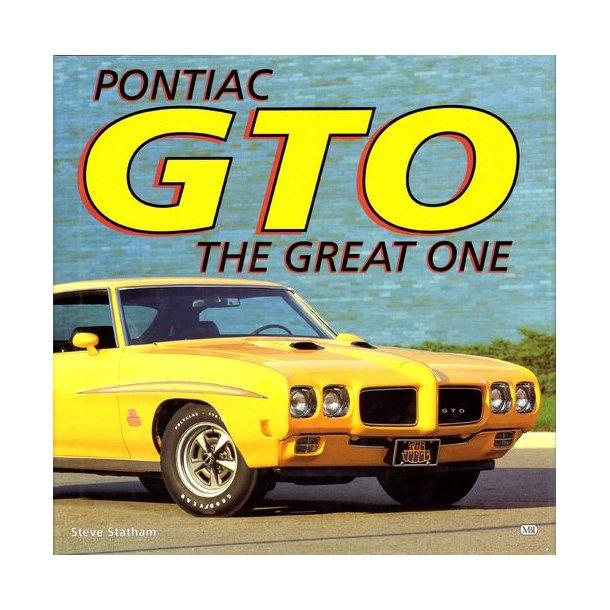 PONTIAC GTO - The Great One