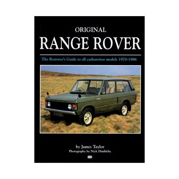 ORIGINAL RANGE ROVER