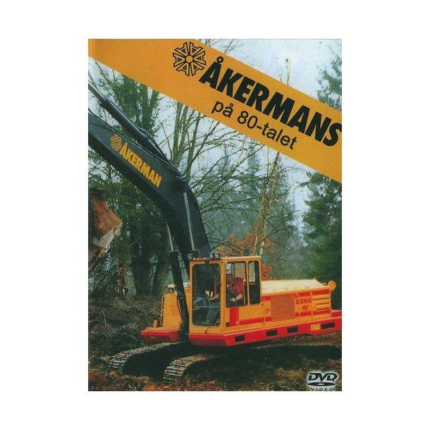 ÅKERMANs på 80-talet